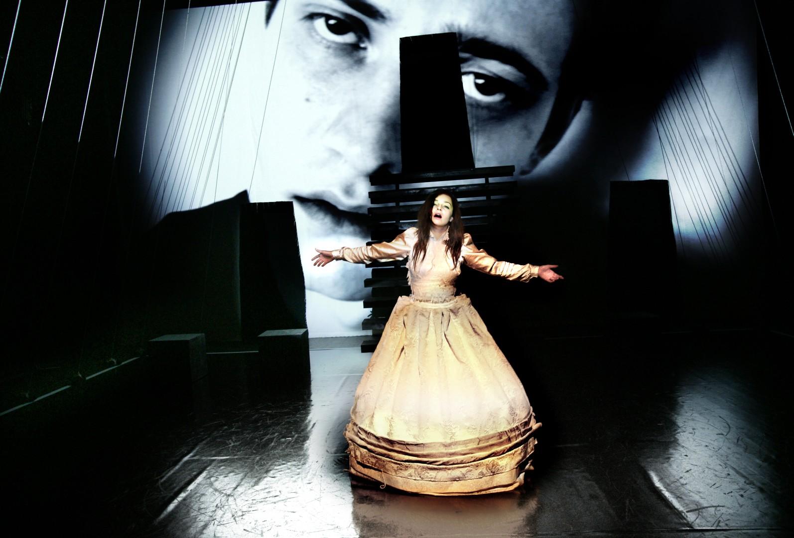 Dybuk w Teatrze im. S. Jaracza - laureat Złotej Maski