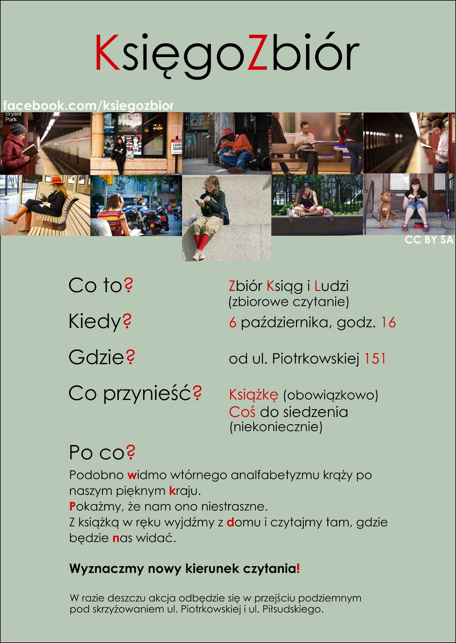 KsiegoZbior_-_plakat