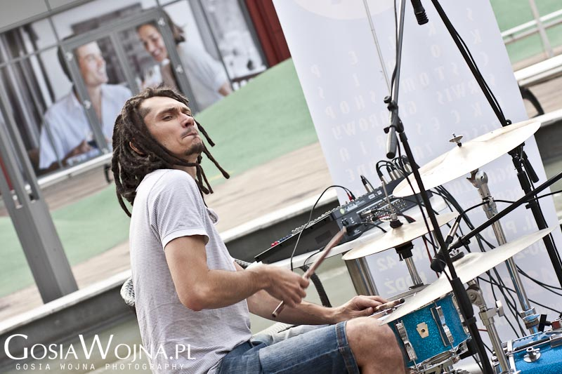 Witek_Janiak__Micha_Kobojek_Main_Street_Quartet_02092011-7483gw
