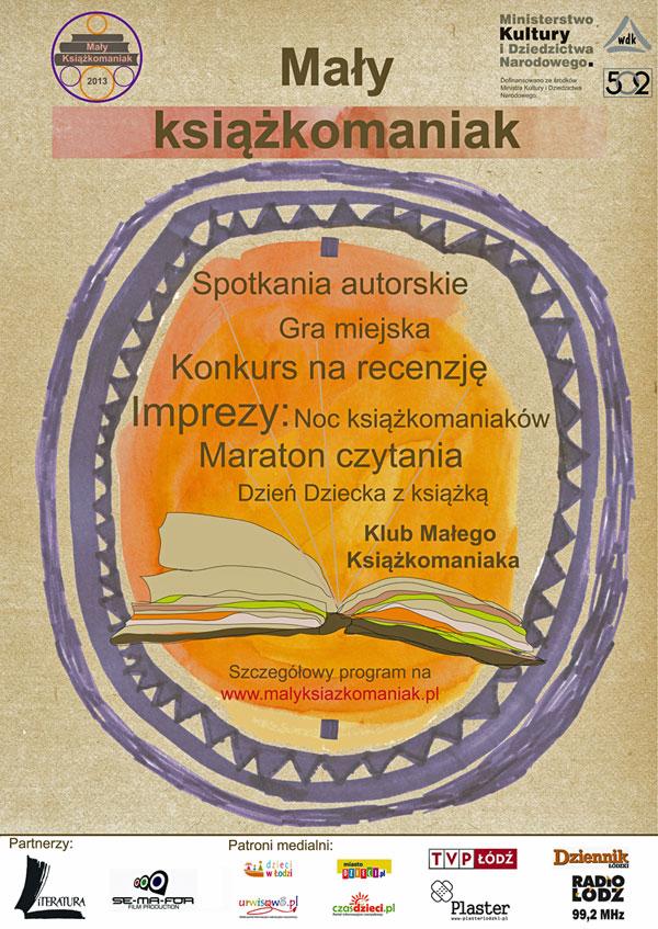malyksiazkomaniak_2013_plakat_na_www