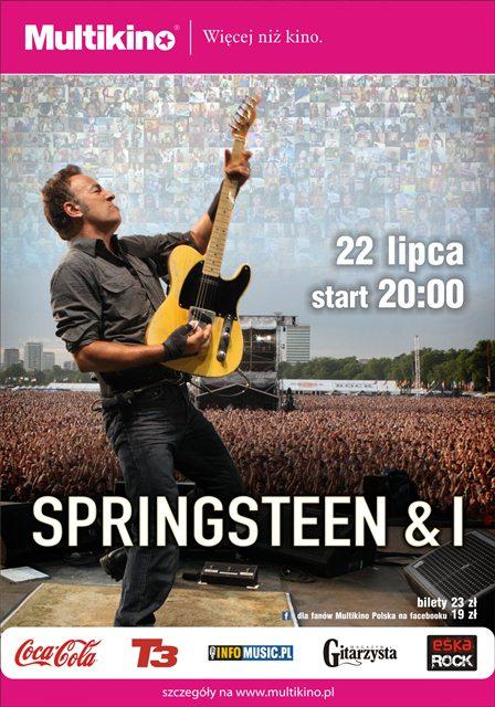 SpringsteenI_PLAKAT