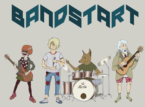 bandstart