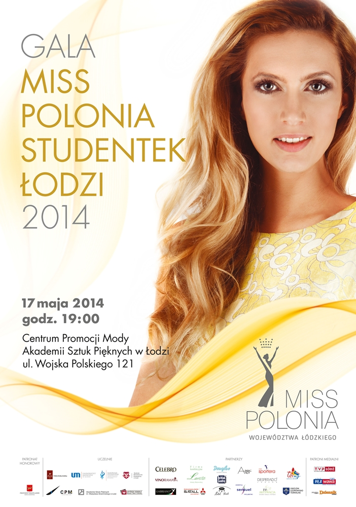 Plakat_Miss_Polonia_Studentek_Lodzi_2014
