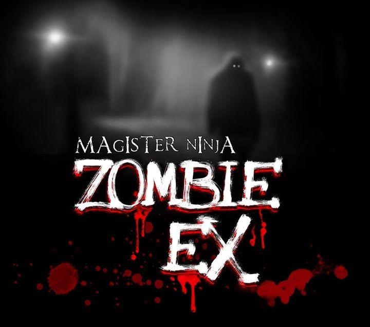 Magister_Ninja-_Zombie_Ex_OKLADKA