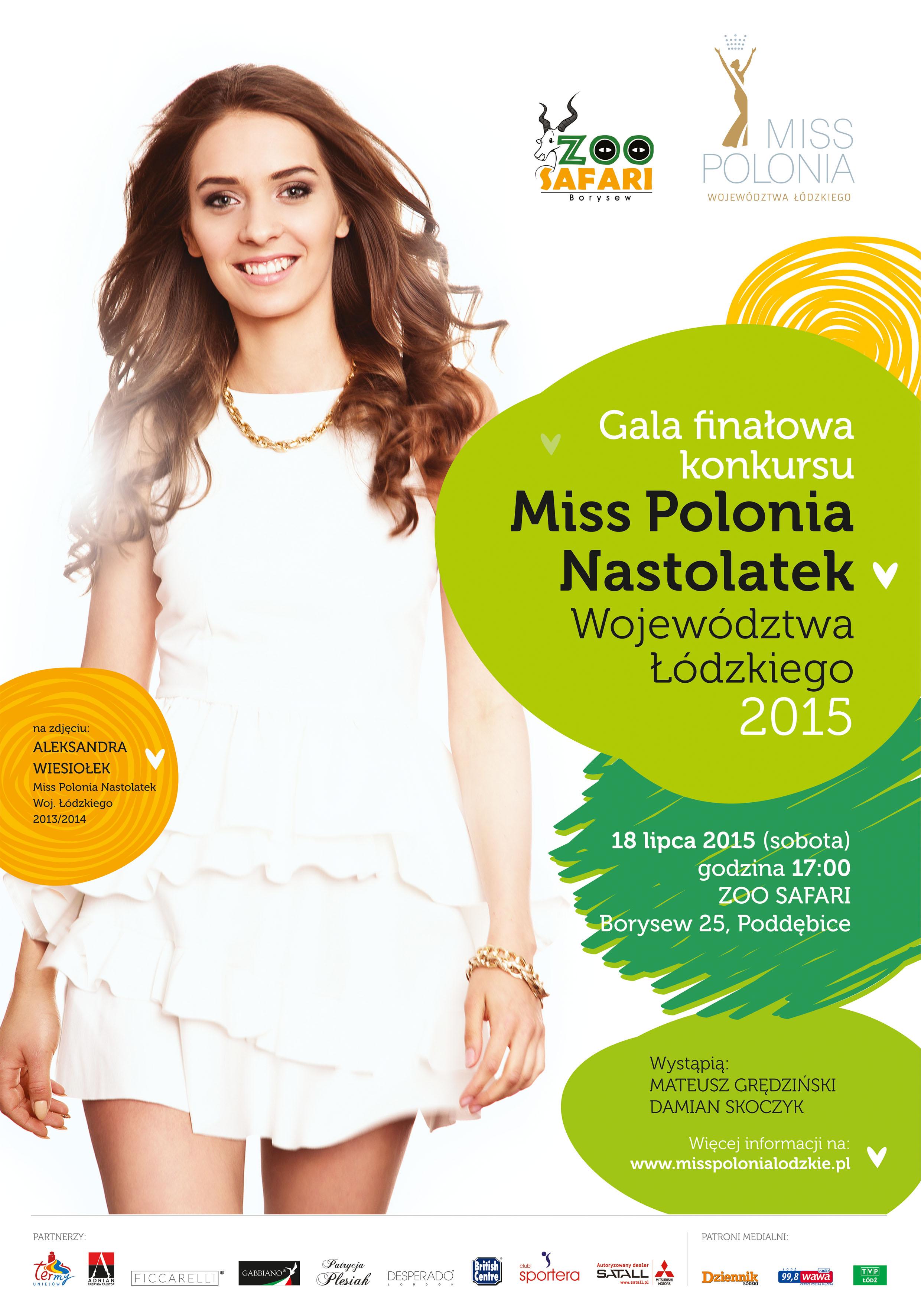 Plakat_Miss_Polonia_Nastolatek_2015