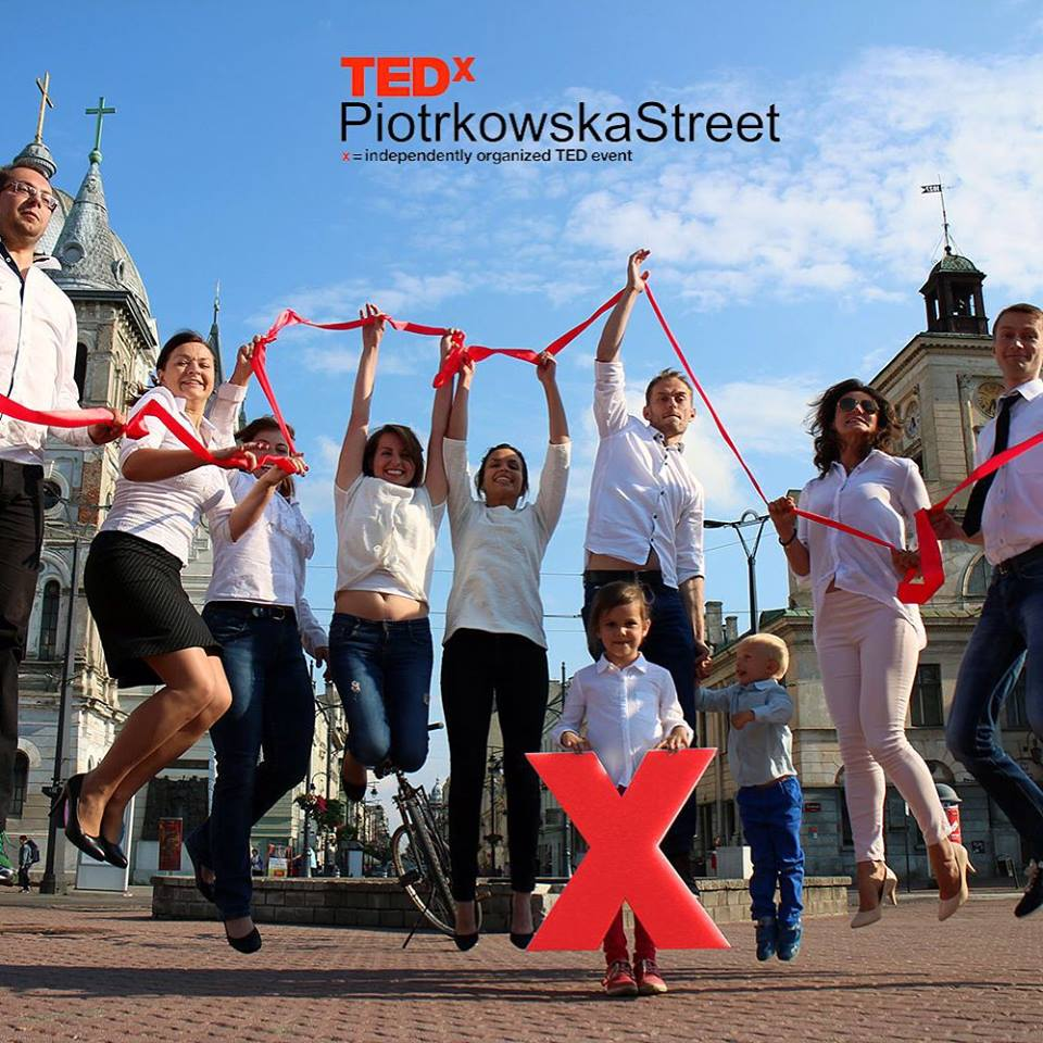 TEDxPiotrkowskaStreet