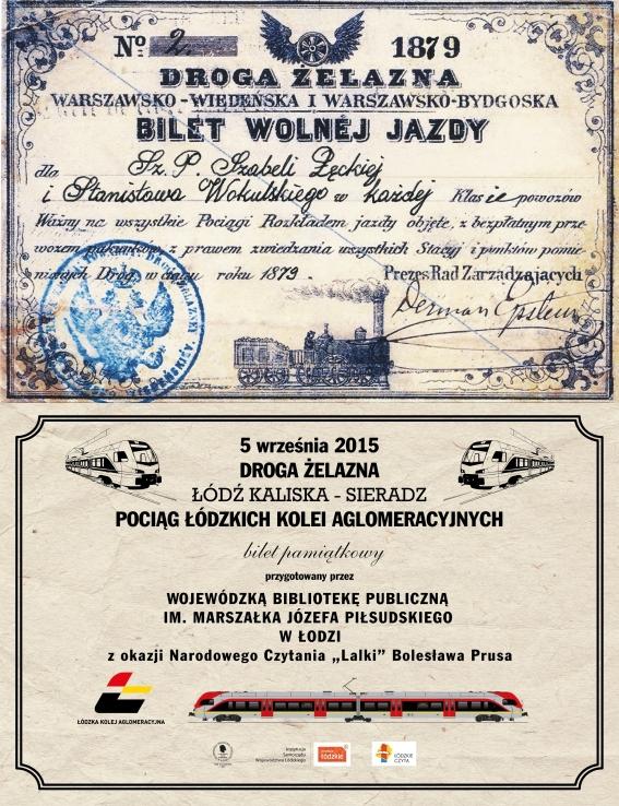 Bilet_pamiatkowy_Narodowe_Czytanie_Lalki