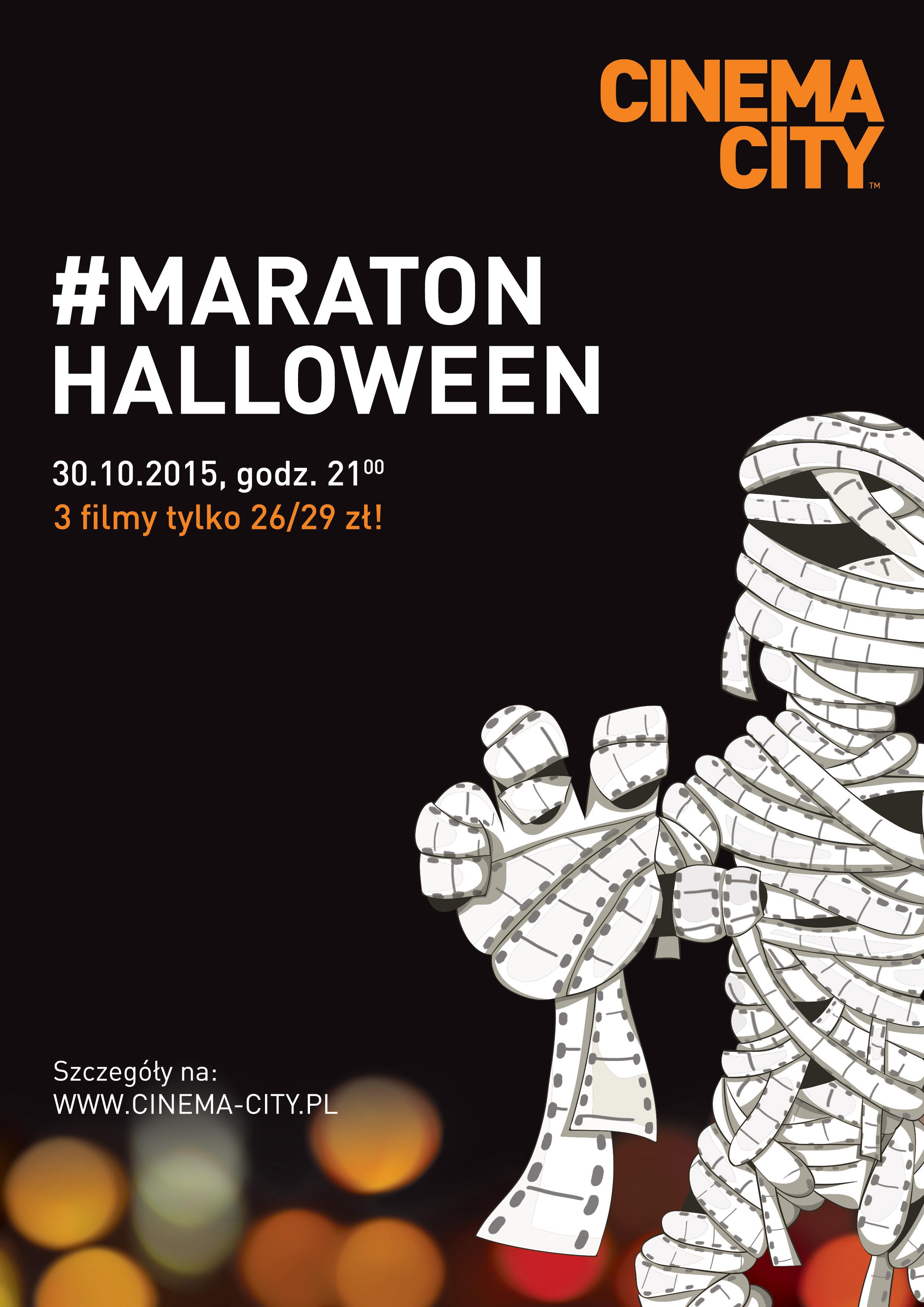 MaratonHalloween_plakat