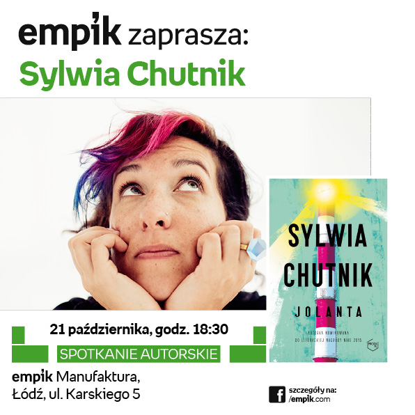 Sylwia_Chutnik_Empik