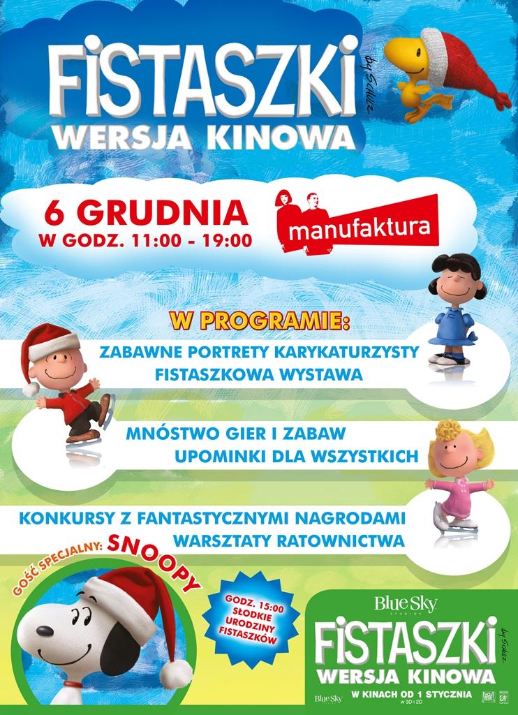 Fistaszki_B1_plakat_eventowy_Lodz