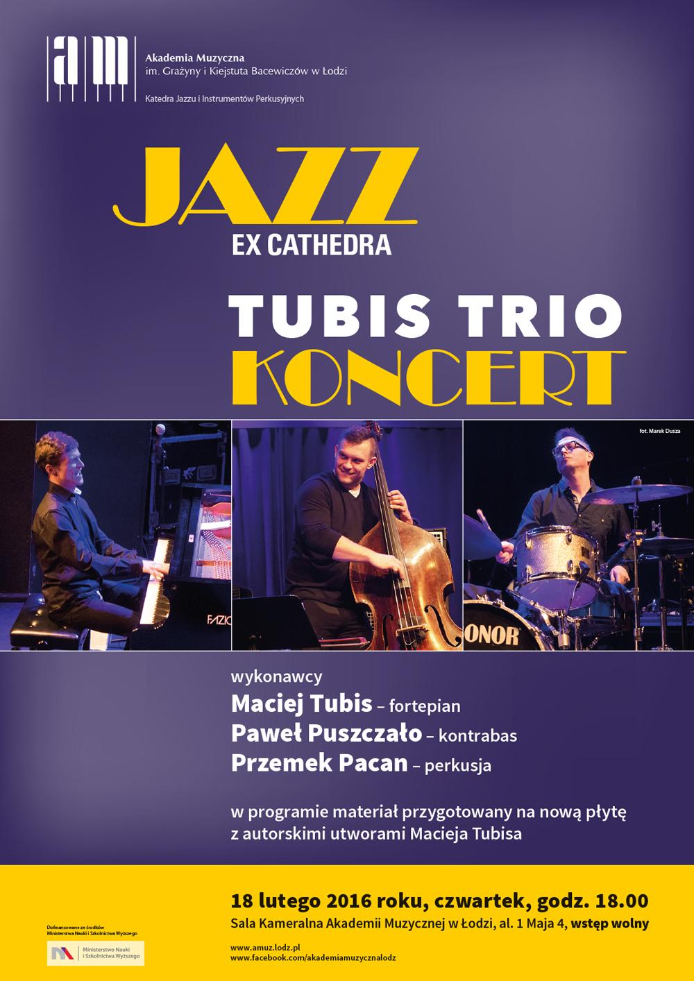 plakat_Tubis_Trio
