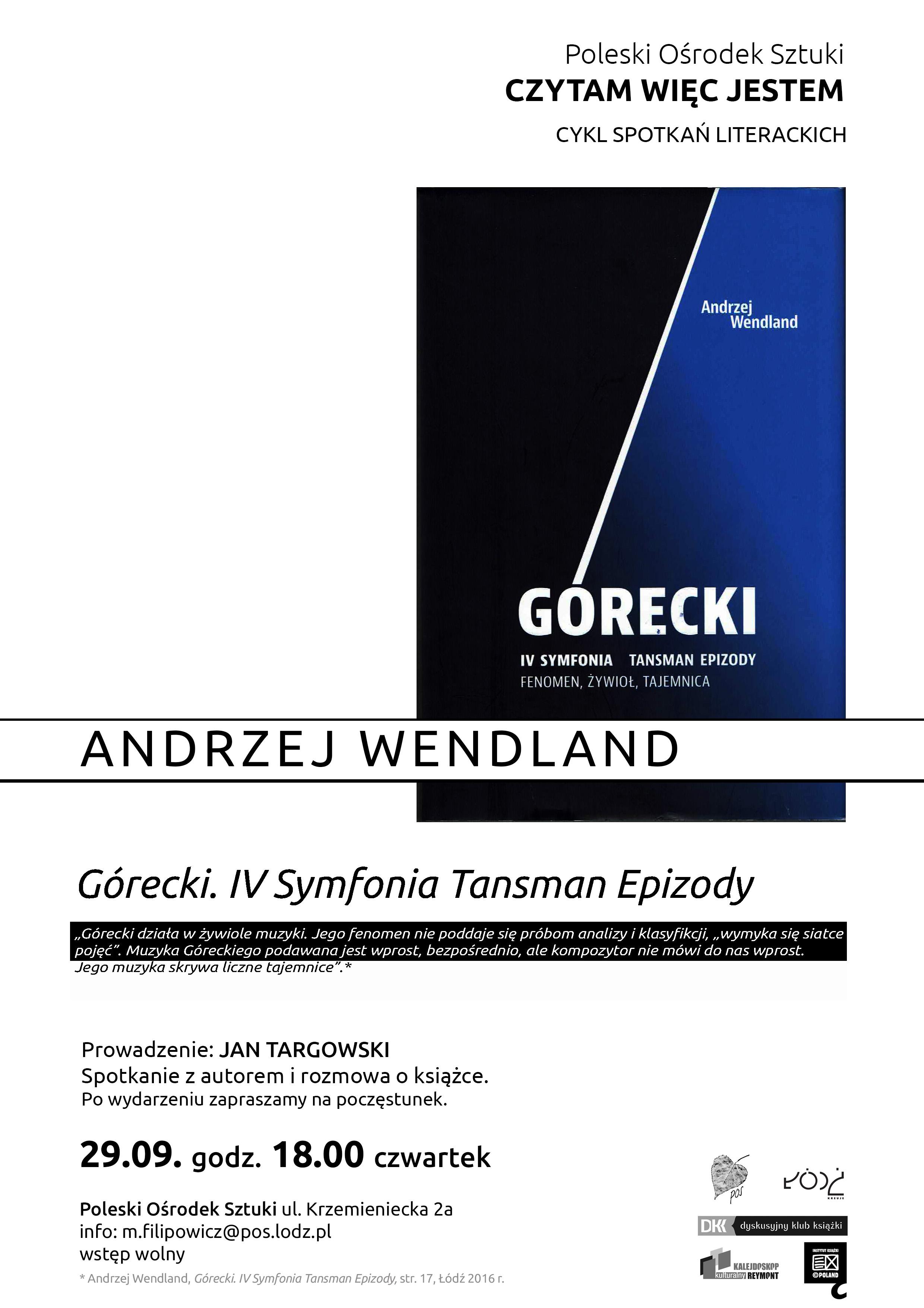 gorecki_plakat