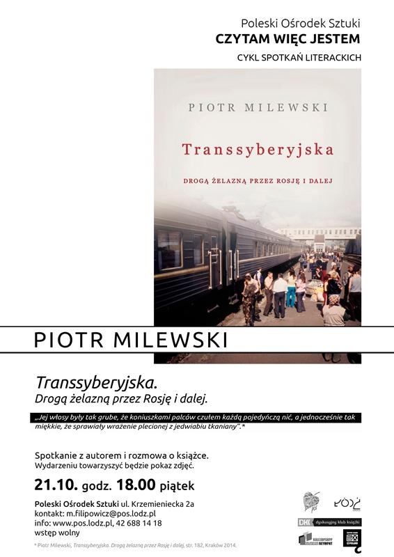 MILEWSKI_plakat