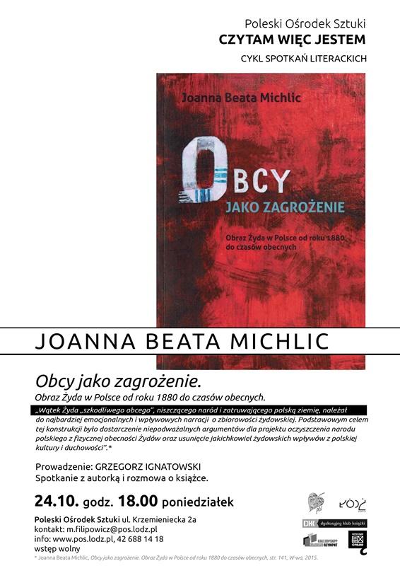 MIchlic_plakat