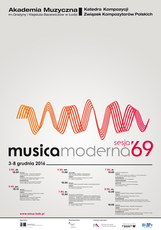musica-moderna-69-plakat