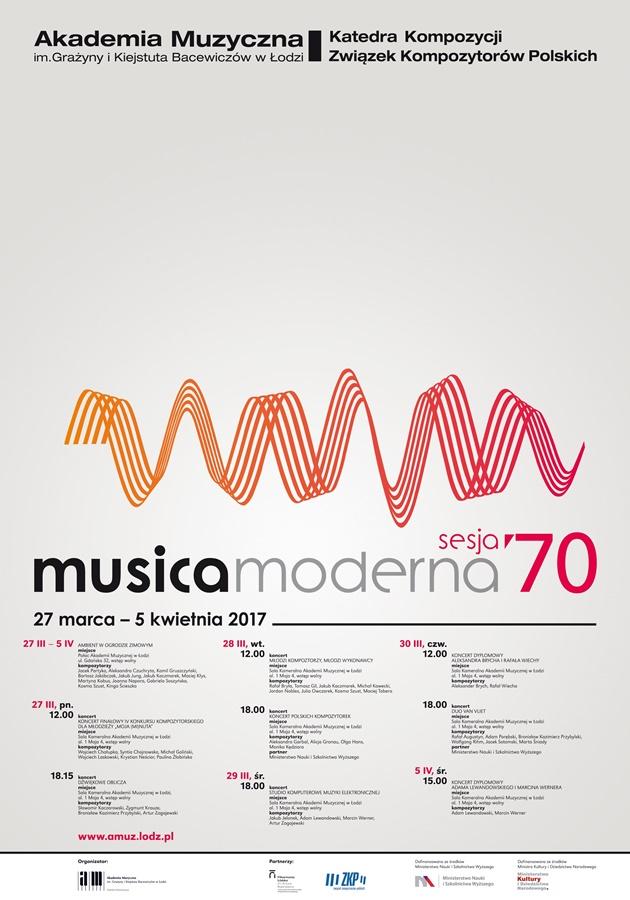 musica_moderna_70_plakat
