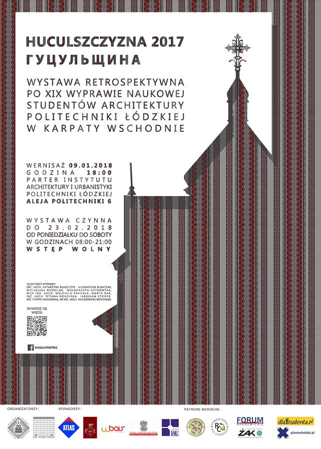 PlakatHuculszczyzna2017