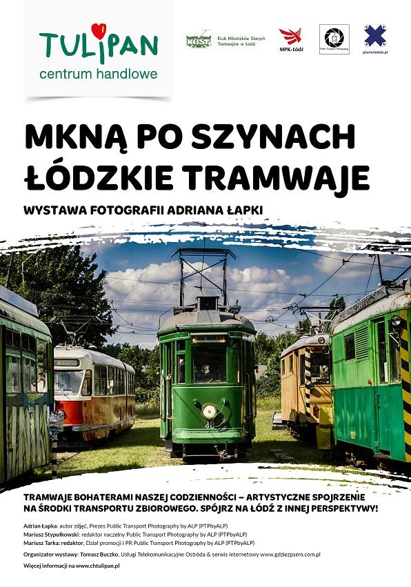 Mkna_po_szynach_lodzkie_tramwaje_-_plakat