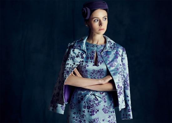kostium_Christian_Dior_lata_50.-60._kapelusz_Lanvin-Castillo_lata_50.___fot._Micha_Radwaski