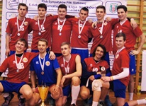 Finał Łódzkiej Amatorskiej Ligi Siatkówki