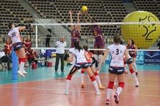 Grot Budowlani Łódź - Galatasaray Stambuł 1:3