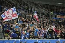 Grot Budowlani Łódź - ŁKS Commercon Łódź 3:0