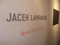 Jacek Lamparski - Na wschód od Edenu