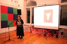 Katalin Ladik – performance