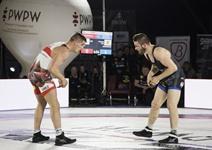 KS Budowlani Łódź - AKS Madej Wrestling Team Piotrków Tryb. 14:16
