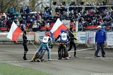 Międzynarodowe Otwarte Mistrzostwa Łodzi na Żużlu 2015