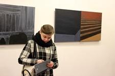 Milena Romanowska. Struktura i terytorium - malarstwo