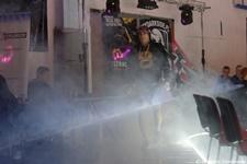MMA Thunderstorm