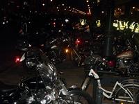 Otwarcie sezonu motocyklowego na Piotrkowskiej