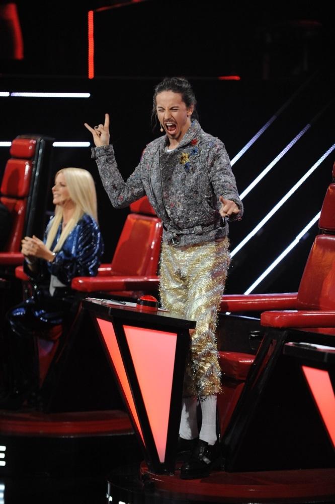 Półfinał 8. edycji The Voice of Poland - fot.mat.pras.