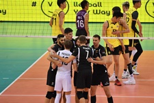 PGE Skra Bełchatów – Shanghai Volley Club 3:0