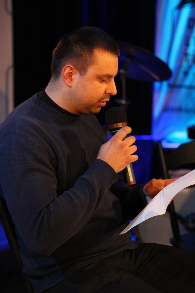 Prezentacja finalistów