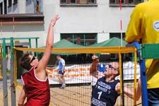 : Projekt plażówka 2015 - turniej mężczyzn o PPMŁ oraz miksty