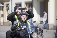 Rozpoczęcie Sezonu Motocyklowego w Łodzi