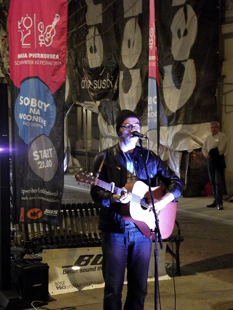 Songwriter Łódź Festiwal