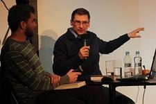 Spotkanie z Aleksandrem Kaczorowskim w Domu Literatury