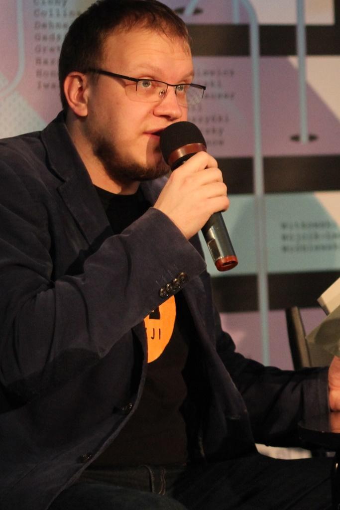 Spotkanie z Jerzym Jarniewiczem