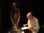 Spotkanie z Mikołajem Grynbergiem