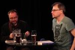 Spotkanie z Piotrem Pazińskim