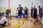 Trening z Wlazłym