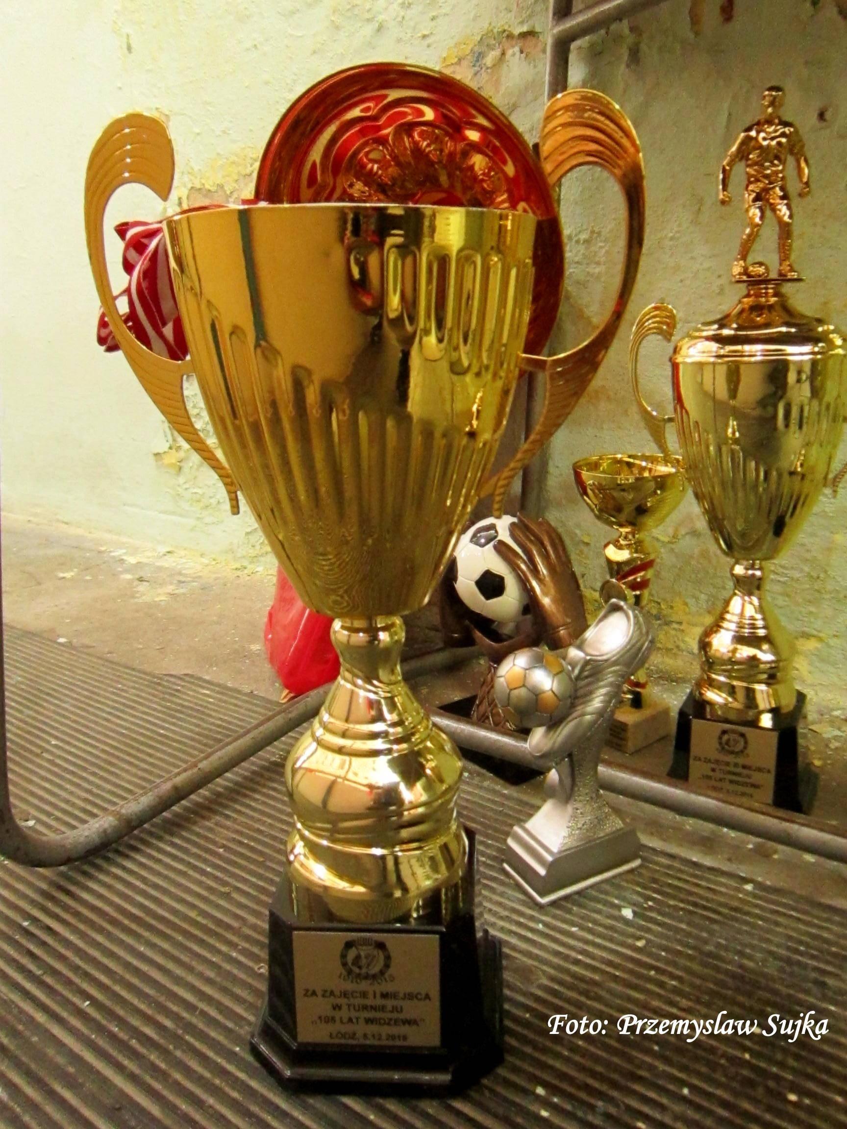 Turniej kibiców RTS Widzew z okazji 105 urodzin