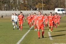 Widzew Łódź - Zjednoczeni Stryków 2:0
