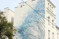 Mural - Pomorska/Wierzbowa