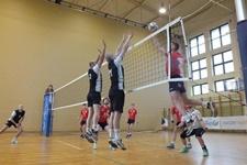 XV kolejka Łódzkiej Amatorskiej Ligi Siatkówki