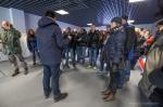 Zwiedzanie stadionu Widzewa