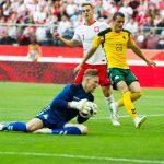 Polska - Litwa 4:0